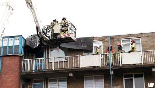 Ruim 5000 meldingen bij brandweer vanwege storm Ciara