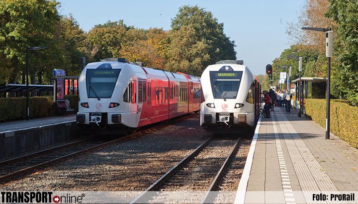 Voor het eerst rijden passagiers mee met zelfrijdende trein