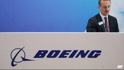 Boeing schrapt dividend en salaris topman