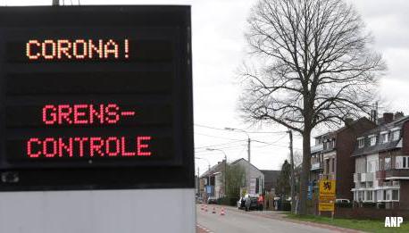 Belgische douane ingezet bij grenscontroles