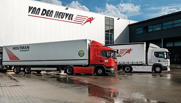 Van den Heuvel Logistiek BV neemt Houtman Transport BV over