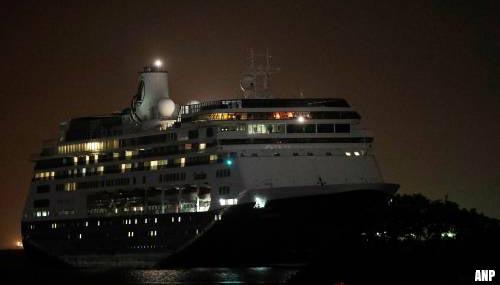 Nederlander aan boord van cruiseschip MS Zaandam overleden