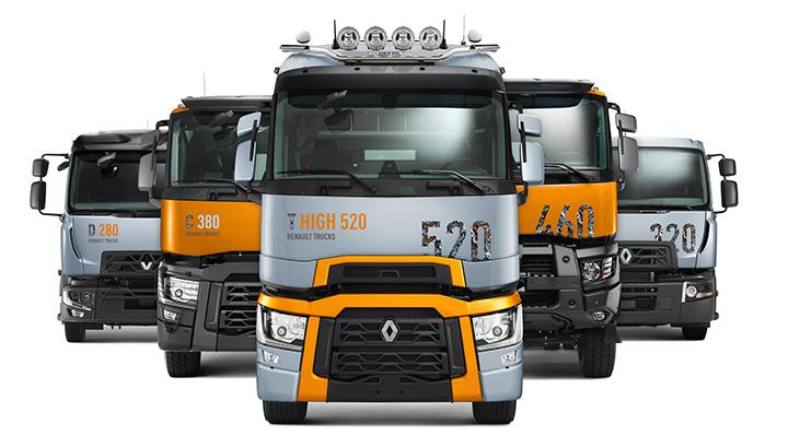 Renault Trucks handhaaft haar positie in 2019 in een turbulente markt