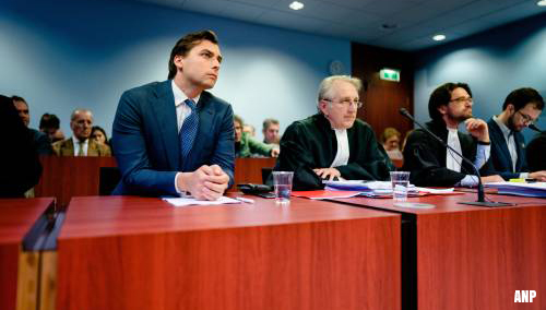 Thierry Baudet verliest kort geding van VPRO