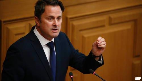 Luxemburg roept noodtoestand uit vanwege corona