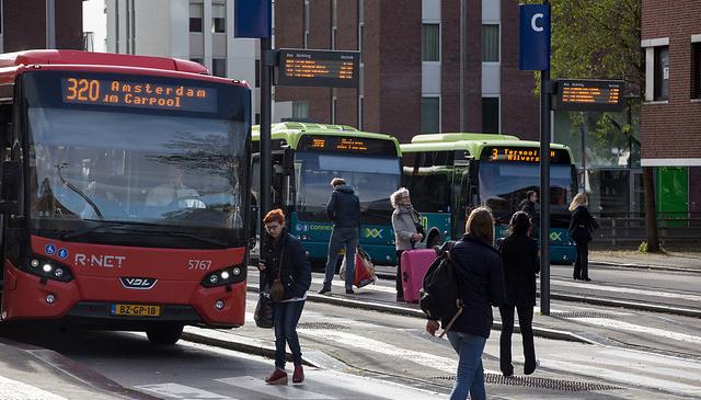 Méér en 100 procent duurzaam busvervoer in Gooi en Vechtstreek door Transdev vanaf 2021