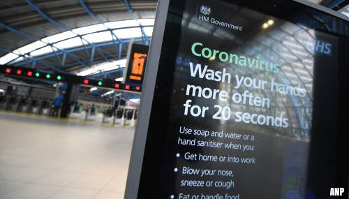 'Britten doen het goed met minder dan 20.000 coronadoden'