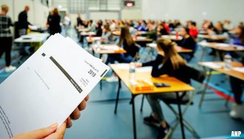 Streep door eindexamens middelbare scholieren vanwege coronacrisis