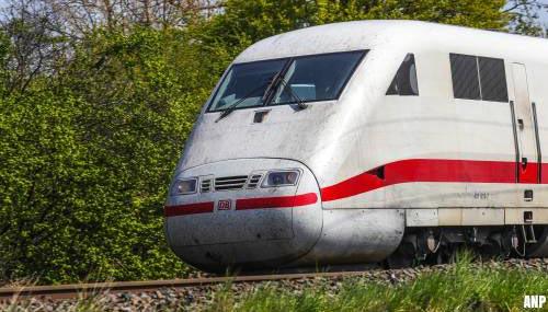 Media: poging tot aanslag op hogesnelheidslijn in Duitsland