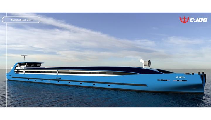 Concordia Damen bouwt opleidingsschip STC Group