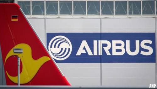 Topman Airbus waarschuwt dat crisis voortbestaan bedreigt