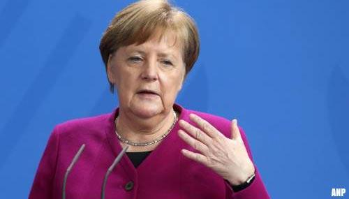 'Grote evenementen in Duitsland nog verboden tot 31 augustus'