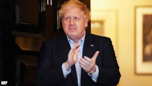 Britse premier Boris Johnson uit ziekenhuis ontslagen