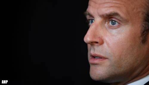 'Franse president wil nog strengere maatregelen'