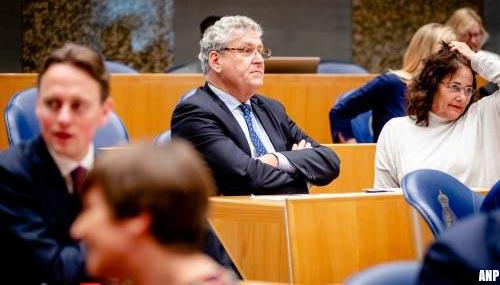 Henk Krol stopt als partijleider 50PLUS en zet eigen partij op