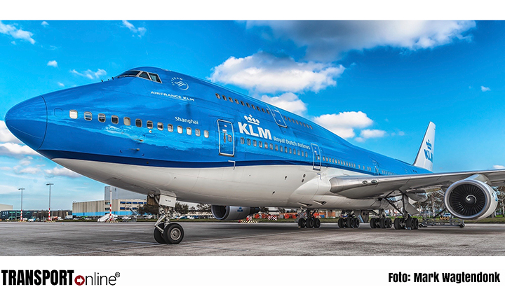 KLM en Philips zetten speciale vracht luchtbrug op van Amsterdam naar China