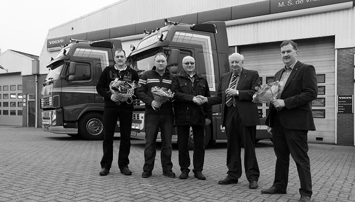Oud-directeur Volvo dealer M.S. de Vries & Zonen, Marten de Vries, overleden