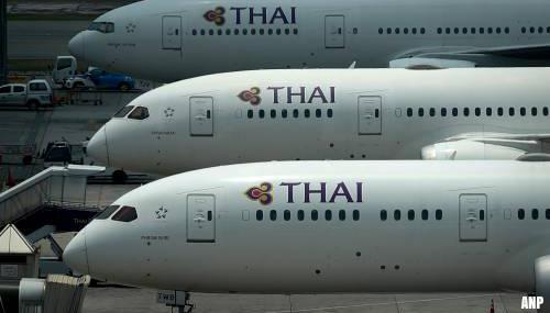 Thailand verbiedt drie dagen lang alle inkomende vluchten