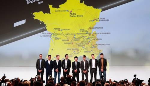 Nieuwe datum Tour de France in gevaar