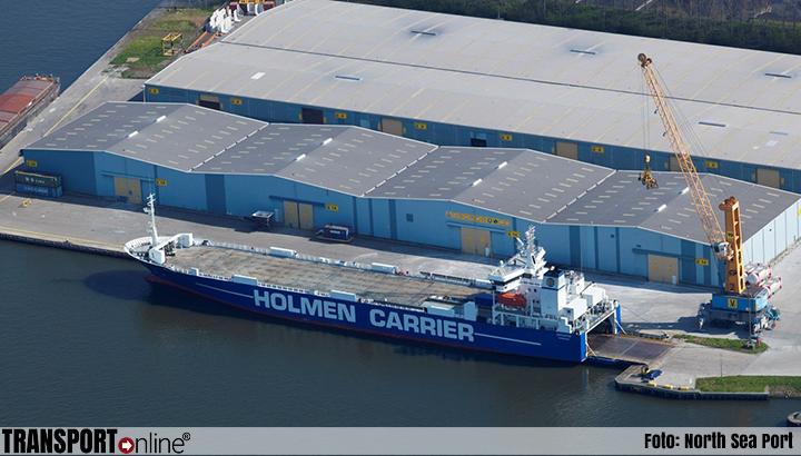 Verbrugge Terminals start nieuwe lijndienst tussen Zweden en North Sea Port