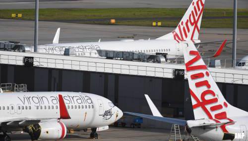 Vliegmaatschappij Virgin Australia valt om door coronacrisis
