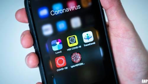 'Corona-apps onvoldoende uitgewerkt vanwege onduidelijke kaders'