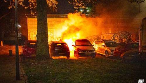 Ondanks extra toezicht weer brandstichting in Arnhem