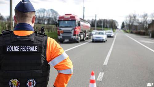 Politie België dreigt te staken vanwege 'coronaspugers'