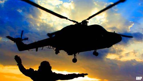 Wrakstukken van vermiste Canadese NAVO-helikopter gevonden