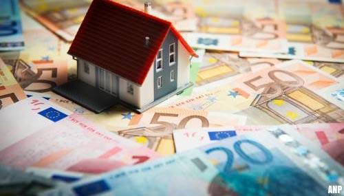 'Nederlanders verwachten dalende huizenprijzen door crisis'
