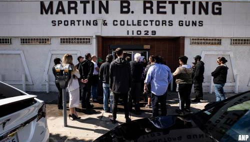 'Amerikanen hamsteren ook wapens'