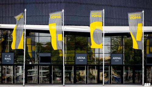 Officieel groen licht voor songfestival in Rotterdam in 2021