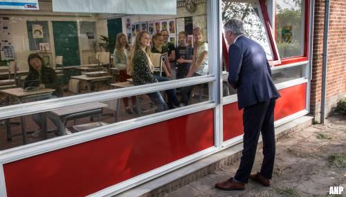 Slob heet blije kinderen welkom bij basisschool Zwolle
