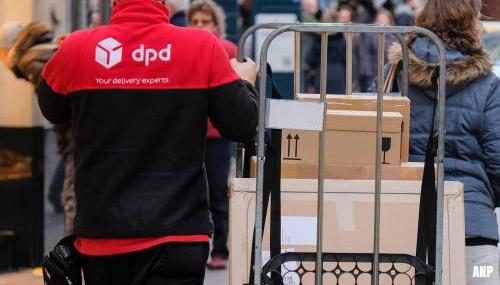 Corona-uitbraak in DPD-distributiecentrum bij grens Nederland