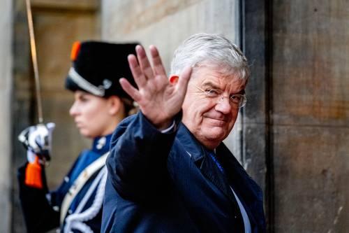 Jan van Zanen voorgedragen als nieuwe burgemeester van Den Haag