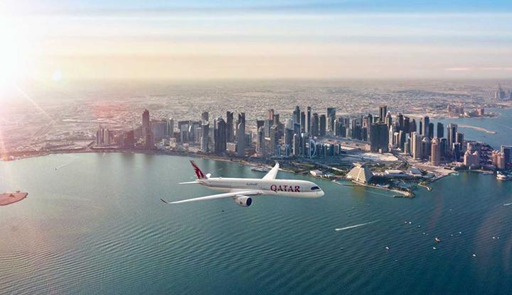 Qatar Airways kondigt aan het netwerk gefaseerd weer op te bouwen