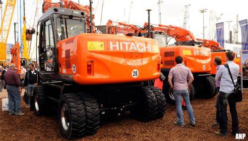 Machinebouwer Hitachi sluit fabriek in Oosterhout