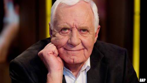 Voormalig televisiemaker Aad van den Heuvel overleden