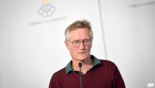 Epidemioloog Anders Tegnell, brein achter omstreden Zweedse coronastrategie, geeft fouten toe