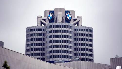 BMW gaat duizenden banen schrappen