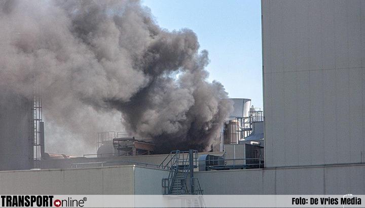 GRIP 1 na grote brand in kaasfabriek DOC Hoogeveen [+foto's]
