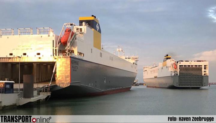 CLDN versterkt ro-ro-netwerk rond Zeebrugge