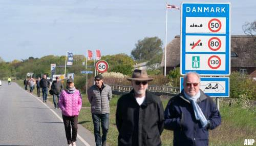Denemarken opent grenzen weer voor Nederlanders