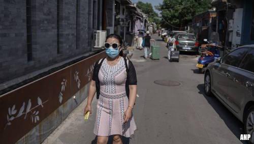 Delen Peking in lockdown vanwege nieuwe  virusuitbraak