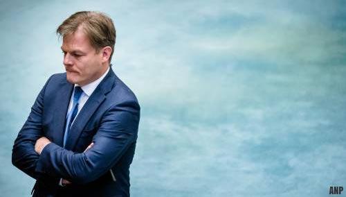 Ook Pieter Omtzigt stort zich in strijd om leiderschap CDA