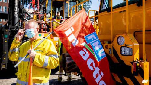 FNV komt met plannen voor acties bij Tata Steel