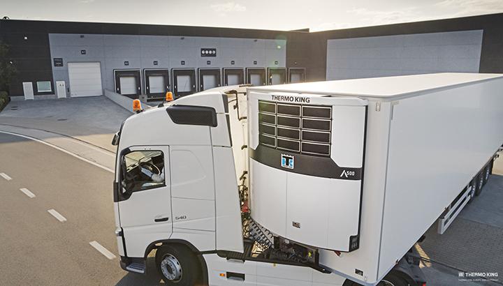 Thermo King lanceert Advancer,  een innovatie op het gebied van opleggerkoeling
