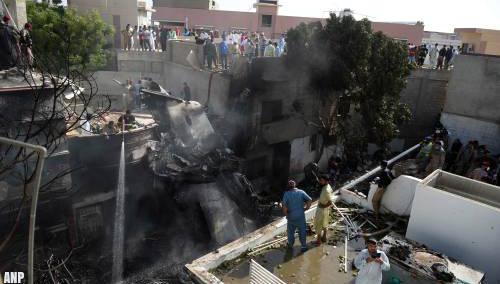 Piloten en verkeersleiding in de fout bij vliegtuigcrash Pakistan