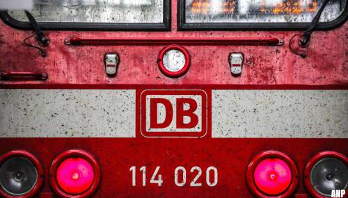 Wegblijvende reiziger zorgt voor fors verlies Deutsche Bahn