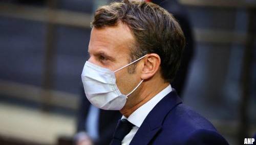 'Woedende Macron zegt dat Rutte op David Cameron lijkt'